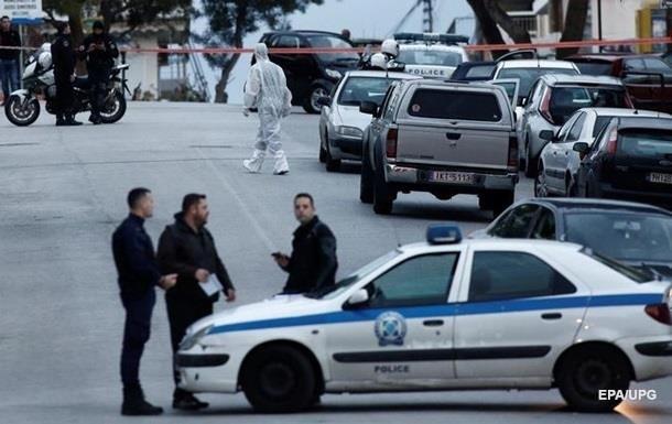 У Греції вандали закидали камінням мечеть