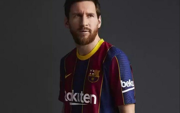 Барселона презентовала форму на следующий сезон