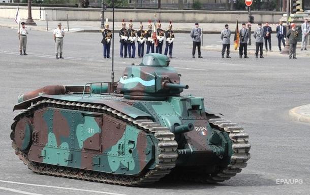 Франція скоротила святкування Дня взяття Бастилії