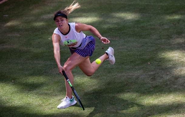 Свитолина вышла в финал турнира в Берлине