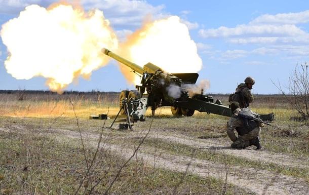 На Донбасі за добу 18 обстрілів і семеро поранених у ЗСУ