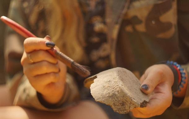На Мамай-горі археологи знайшли стародавні артефакти