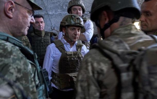 Донецкий котёл для президента
