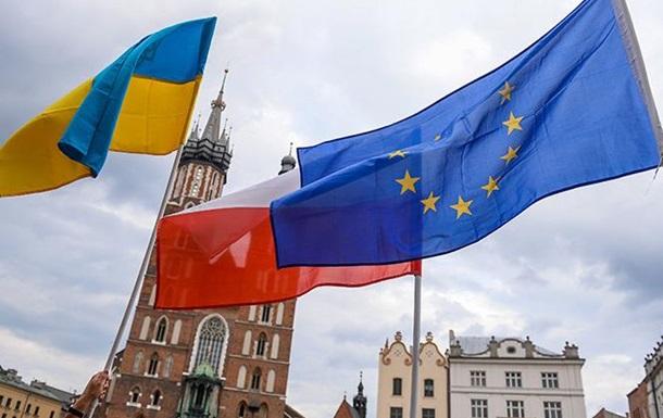 Київ розраховує на підтримку Польщі