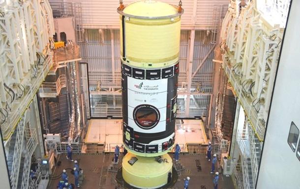 Первая арабская. ОАЭ отправят миссию на Марс