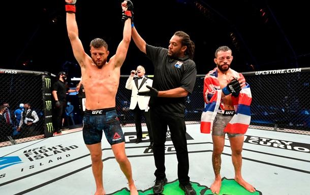 UFC on ESPN 13: Каттар победил Иге и другие результаты