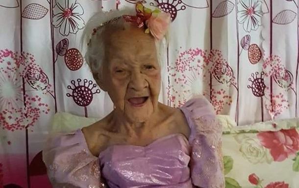 Женщина в 122 года раскрыла свой секрет долголетия