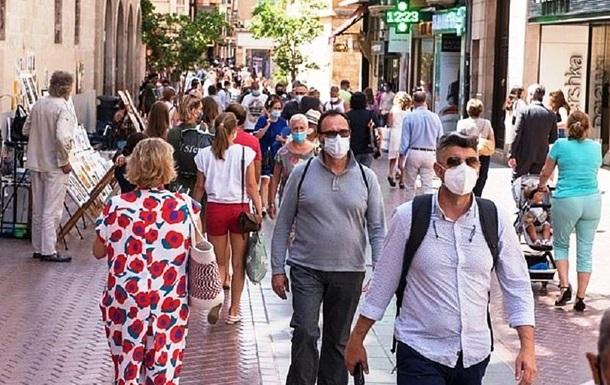 Кашляющего туриста арестовали на испанском курорте