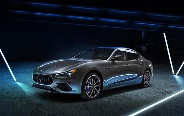 Maserati презентувала перший гібрид марки