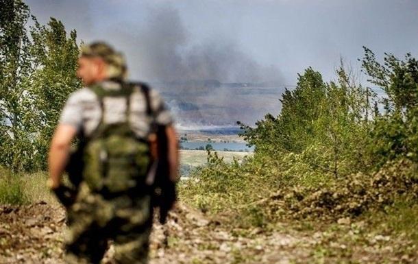 В зоне ООС начали искать военного, раненого три дня назад