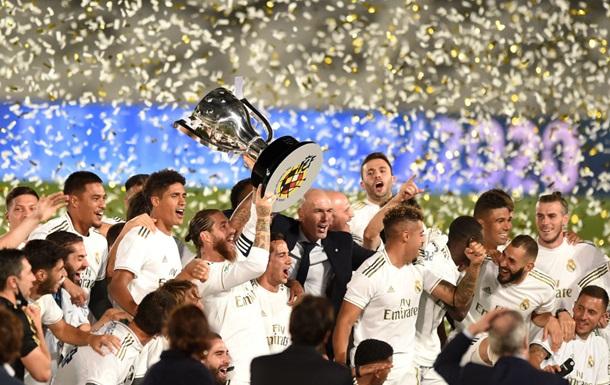 Реал обігнав Барселону за кількістю трофеїв в історії
