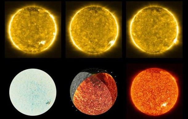 NASA показало самые близкие фотографии Солнца