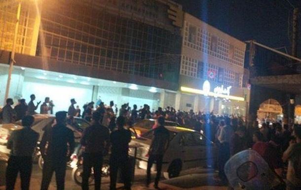 В Ірані спалахнули протести проти смертної кари