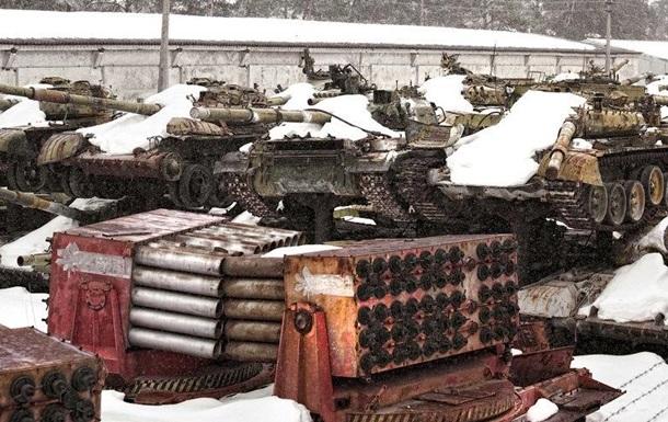 Крах украинской оборонки