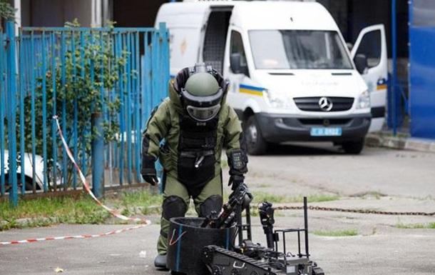 Хвиля  мінувань  в Києві: цілі мережевих терористів