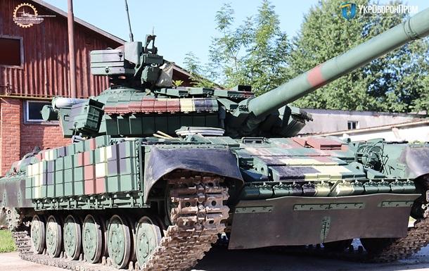 Укроборонпром передав ЗСУ партію танків Т-64