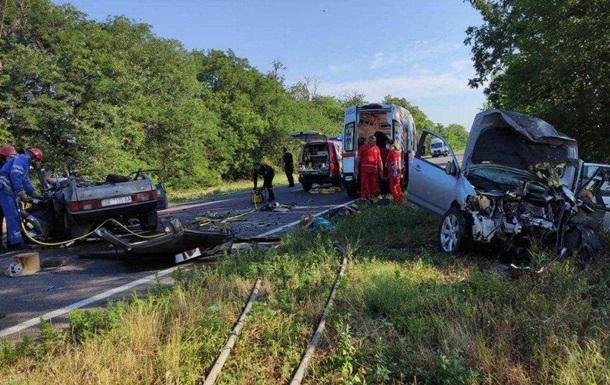 В Одеській області шестеро людей загинули в ДТП