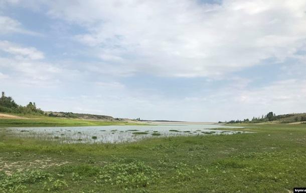 У Криму два водосховища на межі висихання