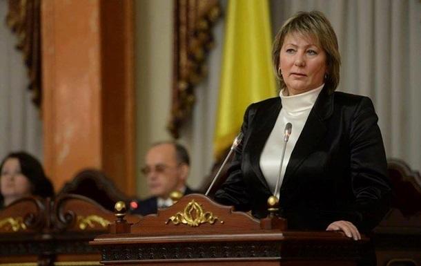 Глава Верховного суду розповіла про тиск на суддів