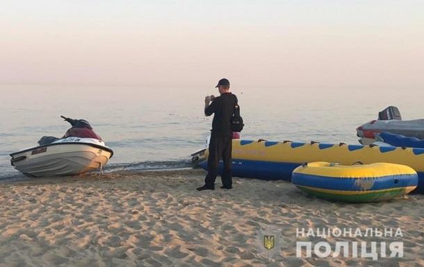 Турист загинув після зіткнення в морі зі скутером