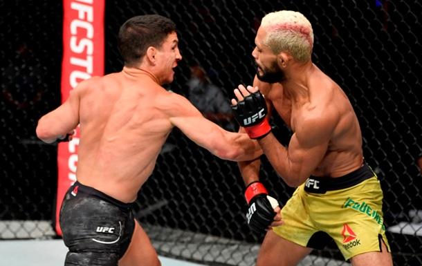 UFC Fight Night 172: всі результати турніру
