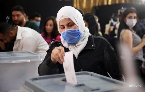 У Сирії пройшли вибори до парламенту