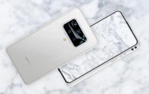 Флагман Xiaomi Mi Mix 2020  засветился  в сети
