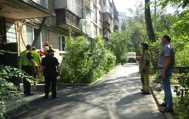Киевлянин пытался взорвать дом, открыв газ