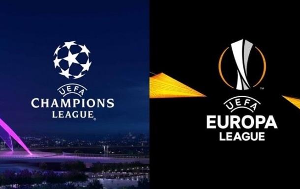 Визначилися дати старту українських клубів у єврокубках