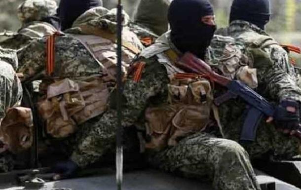 В разведке сообщили, сколько оккупационных войск на Донбассе