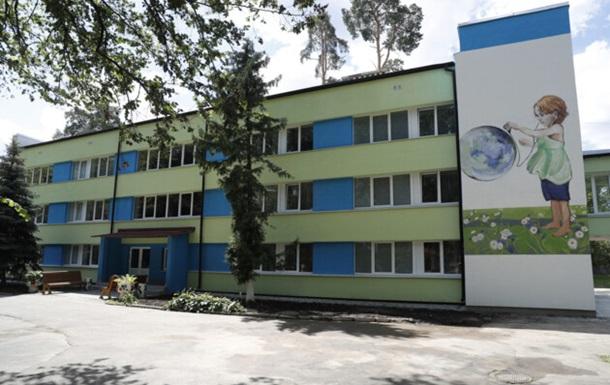 В Киеве вернулись к работе детские санатории