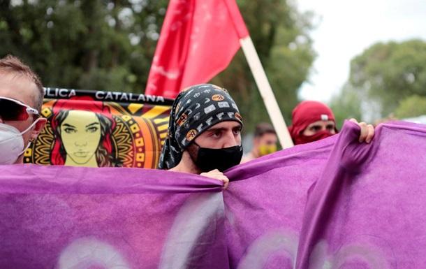 У Каталонії виникли сутички прихильників незалежності з поліцією