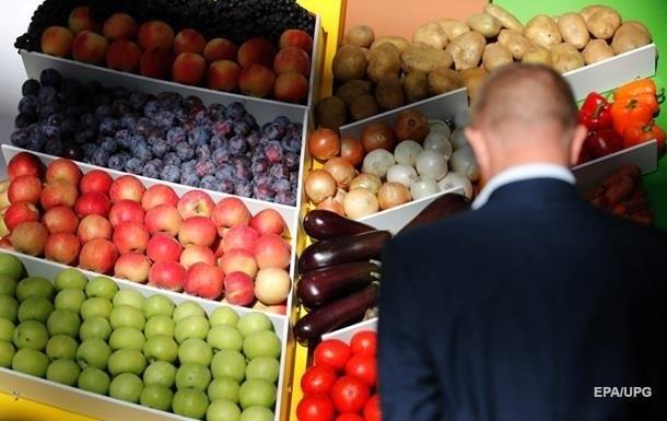 Украина в карантин наращивает импорт агропродукции