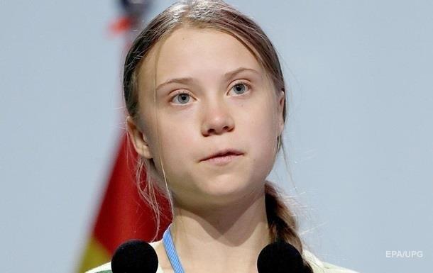 Грета Тунберг отримала один мільйон євро за боротьбу зі зміною клімату
