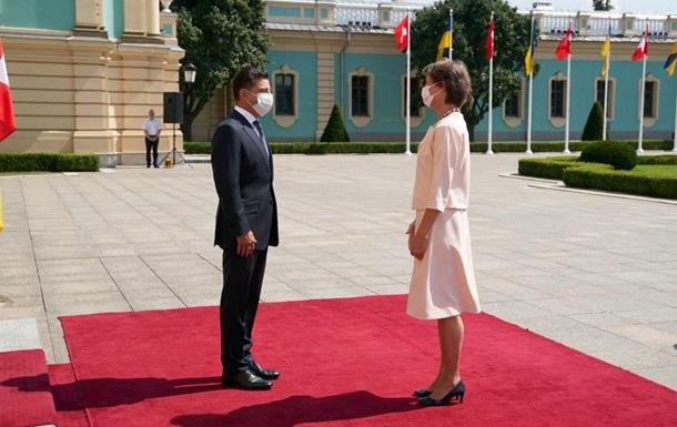 У Зеленського помилилися зі статусом президента Швейцарії