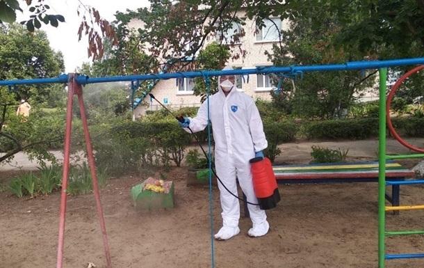 В Бердянске усилят карантин из-за вспышки COVID в санатории