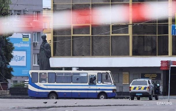 СБУ визнала захоплення в Луцьку терактом