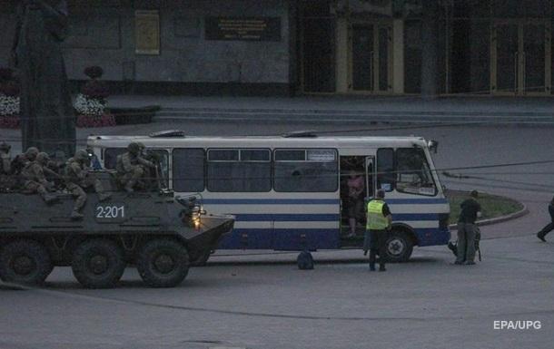 Луцький терорист чекав, коли його схоплять - відео