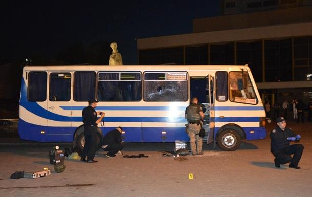 На месте теракта в Луцке работают криминалисты