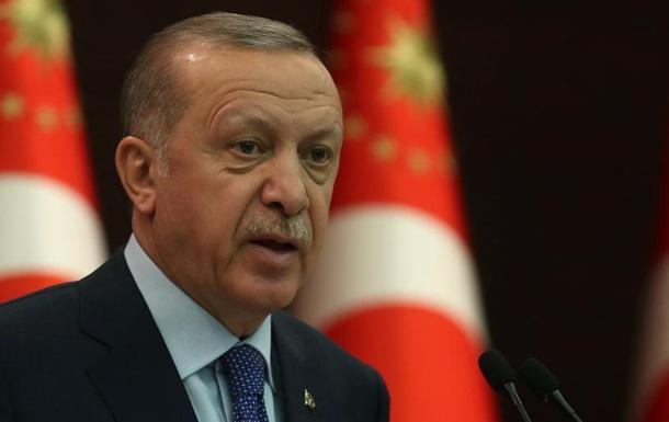 Ердоган: Туреччина залишиться у Сирії, поки сирійці не стануть вільними