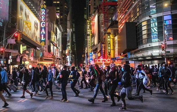 Кровавый Нью-Йорк. Волна убийств на фоне кризиса