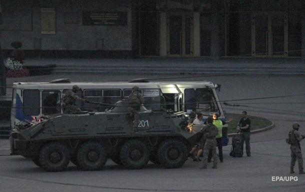 В МВД объяснили штурм после задержания террориста