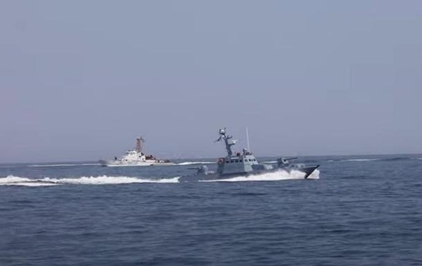 Sea Breeze-2020: військові катери відпрацювали стрільбу по швидкісних цілях