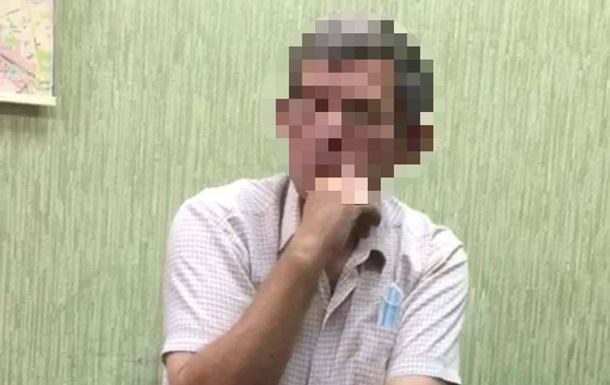 У Харкові затримали чоловіка, який повідомив про  захоплення заручниці