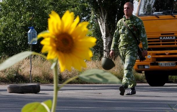 В ТКГ договорились о прекращении огня на Донбассе