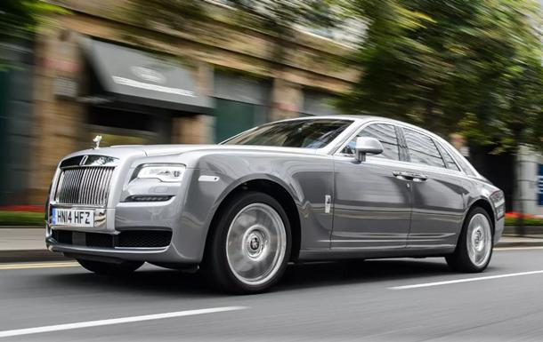 Новый Rolls-Royce Ghost получит антивирусную защиту