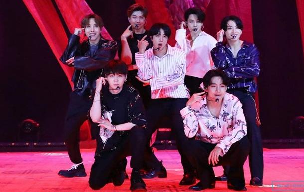 Кей-поп група встановила рекорд за кількістю глядачів онлайн-концерту