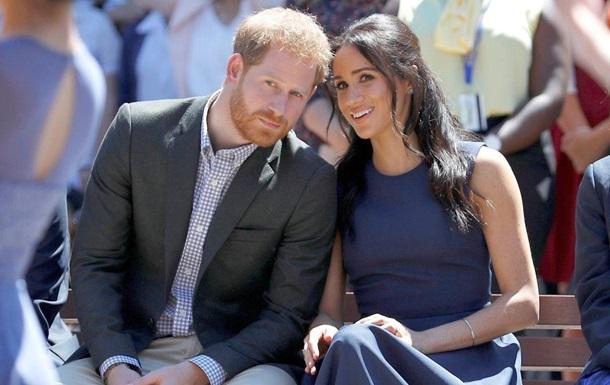 Принц Гарри и Меган Маркл растратили деньги благотворительного фонда - СМИ