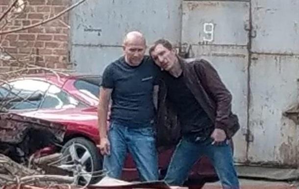 ЗМІ: Авто із загарбником з Полтави вже на Київщині