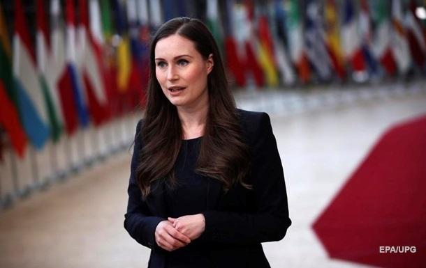 На премьера Финляндии пожаловались 13 человек после саммита ЕС